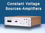 constant voltage sources amplifiers