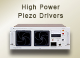 high power piezo drivers