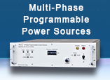 multi-phase programmable power sources